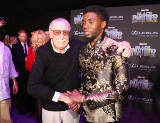Fans Upset Black Panther Won Nothing At Golden Globes
