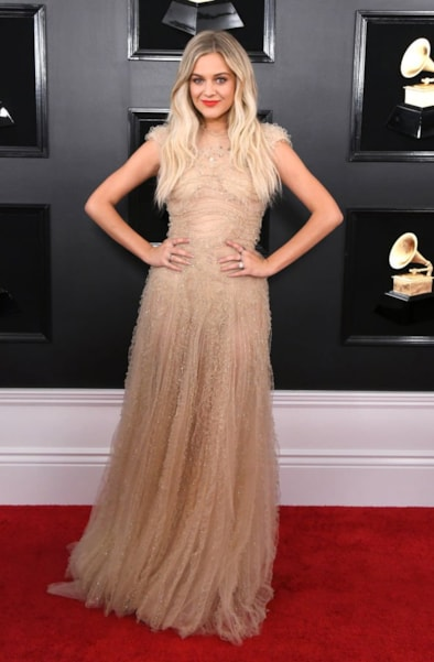 LOS ANGELES, CALIFORNIA - FEBRUARY 10: Kelsea Ballerini attends the 61st Annual GRAMMY Awards at Staples Center on February 10, 2019 in Los Angeles, California. (Photo by Jon Kopaloff/Getty Images)