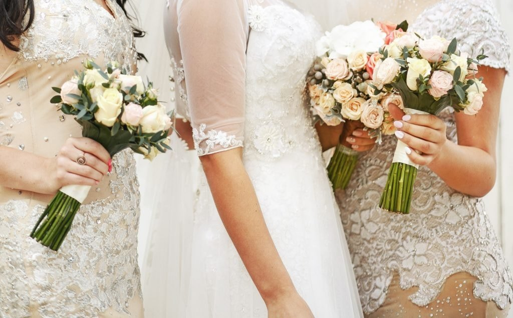 How Many Bridesmaids Are Too Many: This Woman Says 34 Is Ok