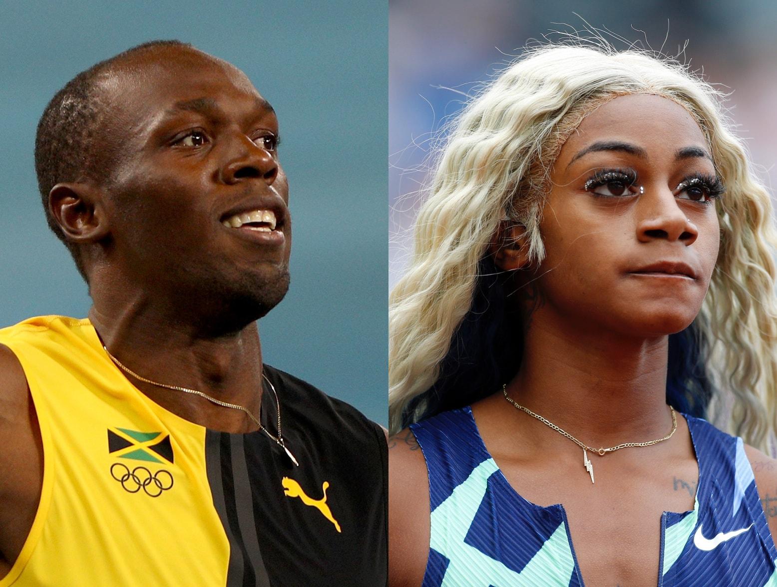 Usain Bolt Advises Sha'Carri Richardson to 'Talk Less, Train Harder and Be Focused'