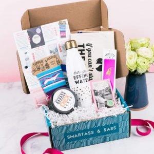 smartass & sass subscription box